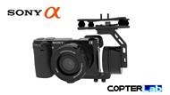 1 Axis Sony Alpha 6100 A6100 Camera Stabilizer