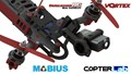 2 Axis Mobius Maxi Nano Camera Stabilizer for Vortex 285