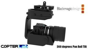 3 Axis Blackmagic Micro Cinema Camera BMCC Camera Stabilizer