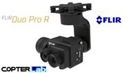 3 Axis Flir Duo Pro R Camera Stabilizer