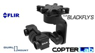 3 Axis Flir Blackfly Stereo Dual Camera Stabilizer