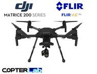 2 Axis Flir Vue Micro Skyport Camera Stabilizer for DJI Matrice 200 M200