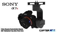 3 Axis Sony Alpha 7 A7 Camera Stabilizer