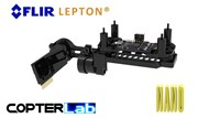 2 Axis Flir Lepton Nano Camera Stabilizer