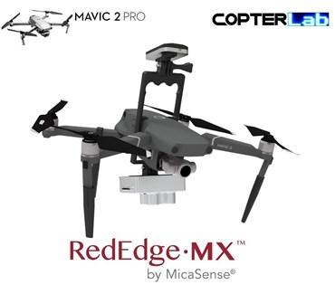 Micasense RedEdge MX NDVI Mounting Bracket for DJI Mavic 2 Enterprise