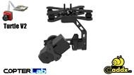 2 Axis Hawkeye Firefly 4K Micro Camera Stabilizer