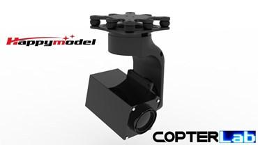 2 Axis Happymodel HC700R Pan Tilt Brushless Camera Stabilizer