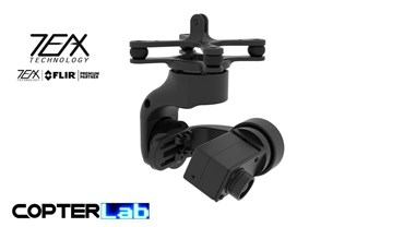 3 Axis Teax ThermalCapture Micro Camera Stabilizer